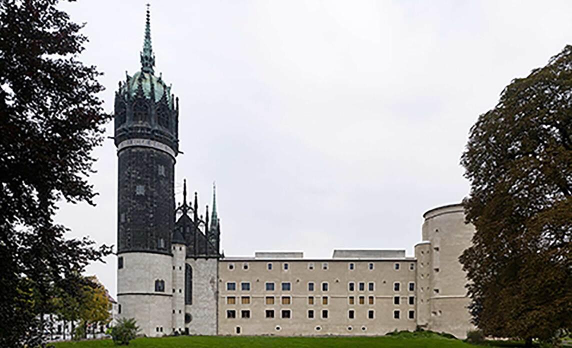 Sieger Kategorie Sanieren/Reno-vieren/Umbauen: Schloss Wittenberg, Bruno Fioretti Marquez Architekten, Berlin (Foto © Stefan Müller)