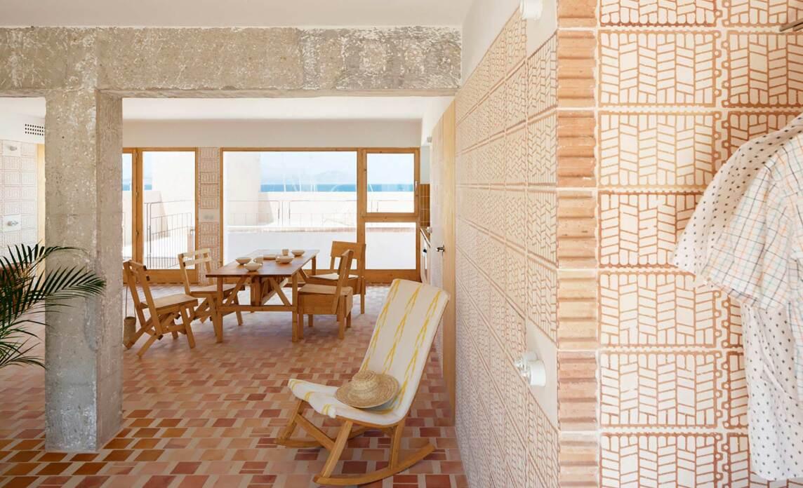 Sieger Kategorie Sanieren/Renovieren/Umbauen: Can Picafort – 4 tourist apartments, TEd'A arquitectes, Palma. (Foto © Luis Díaz Díaz)