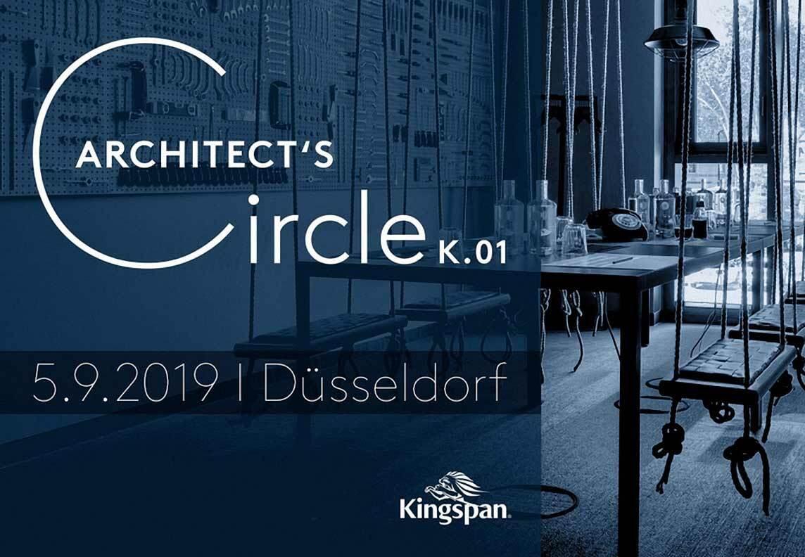 """Round Table für Architekten zum Thema """"Dämmung vs. Design ..."""