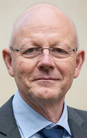 ZDB-Vizepräsident Dipl.-Ing. Wolfgang Schubert-Raab