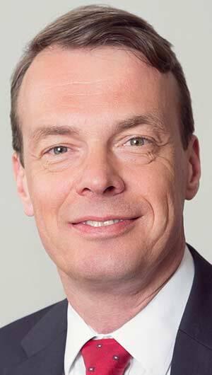BGL-Präsident Lutze von Wurmb