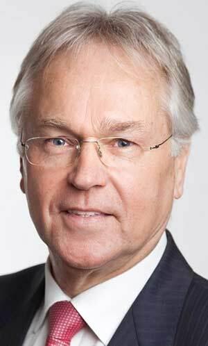 BWP-Vorstandsvorsitzender Paul Waning