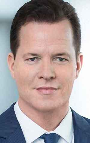 Oliver Hermes, Vorsitzender des Vorstands und CEO der Wilo SE