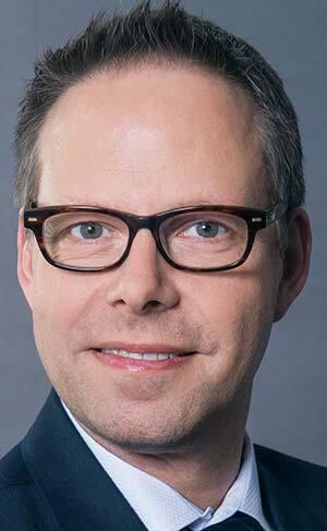 Neuer, hauptamtlicher Geschäftsführer Dr. rer.nat. Klaus Jansen