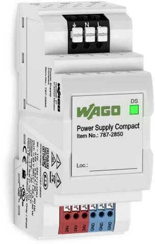 Stromversorgung Compact (787-2850) von WAGO
