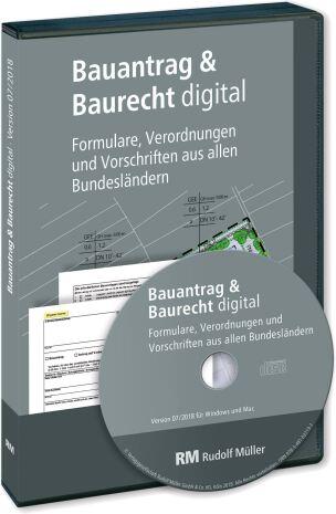 Bauantrag & Baurecht digital