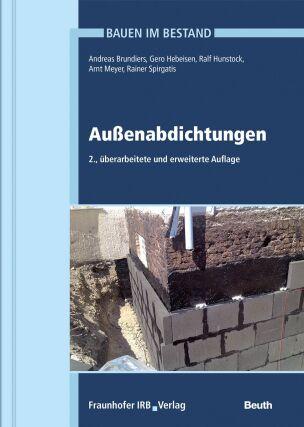"""""""Außenabdichtungen"""" vom Fraunhofer IRB"""