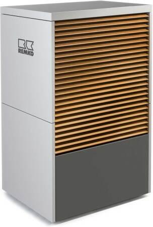 Monoblock-Wärmepumpe LWM von Remko
