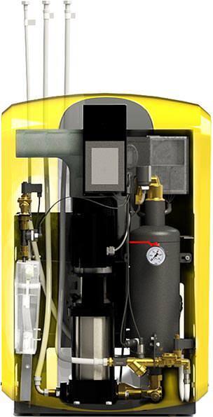 Vakuumentgaser SpiroVent Superior S400 und S600 von Spirotech