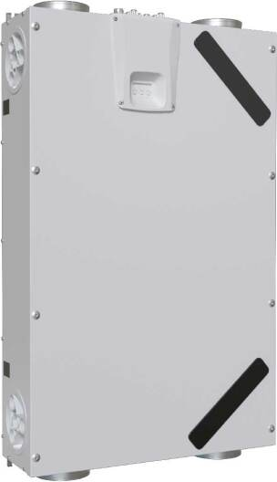 zentrales Lüftungsgerät x-well F130 von Kermi
