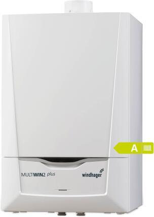 MultiWIN2 Plus Gasbrennkessel / Gasbrennwertgerät