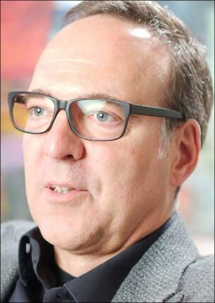 Reinhard Schröders, Geschäftsführer der Theo Schröders Entwicklung und Beratung GmbH