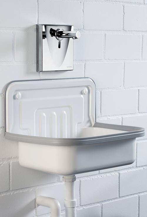 Walis E für Hygienespülung über die Wandarmatur