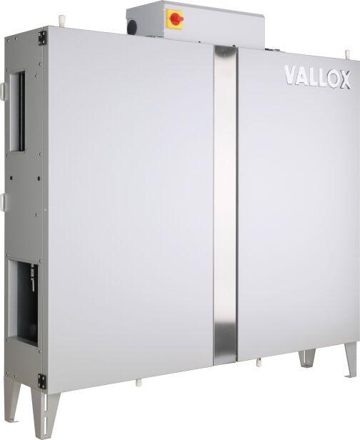 Stand- oder deckenhängendes Lüftungsgerät Vario 650 CC