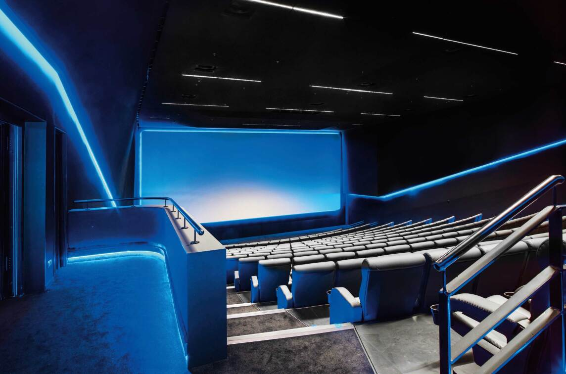 "19/27: Kinoplanung Batisweiler, Anne Batisweiler: ""Dolby Cinema|Mathäser"", Foto © Wolfgang Pulfer"