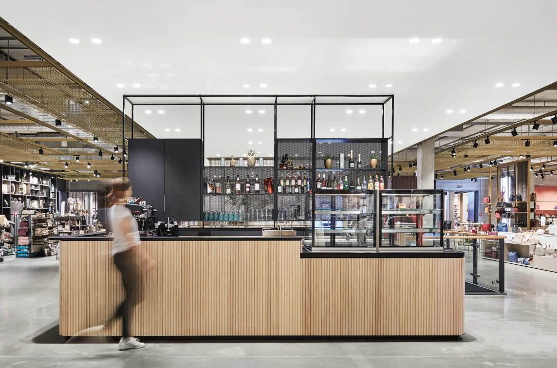 "24/27: blocher partners, Anja Pangerl: ""Premium Store"", Foto © Joachim Grothus"