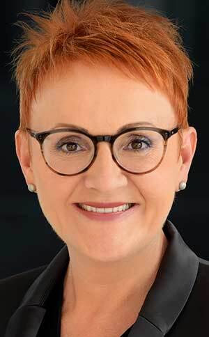 Petra Wolf, Mitglied der Geschäftsleitung, NürnbergMesse