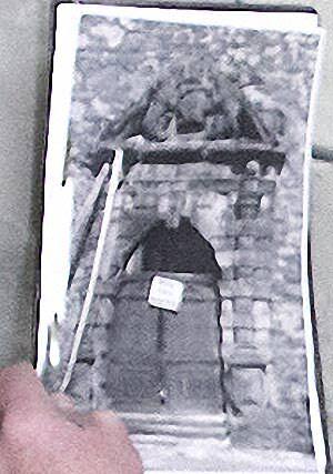 Portal Franziskanerkloster Attendorn
