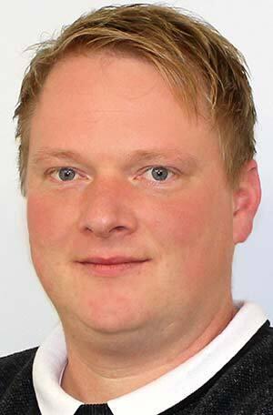 Martin Reich, Technischer Referent bei inVENTer