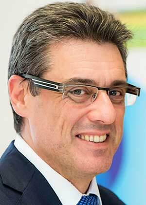 Xella-CEO Christophe Clemente