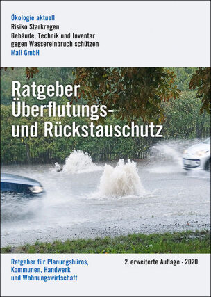"""Ratgeber """"Rückstauschutz"""""""