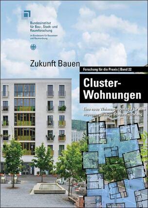 """BBSR-Broschüre """"Cluster-Wohnungen"""""""