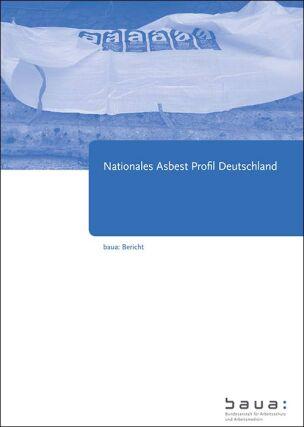 Nationales Asbest Profil Deutschland