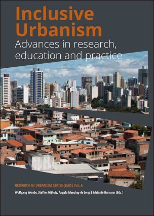 "Open-Access-Buch ""Inclusive Urbanism"""