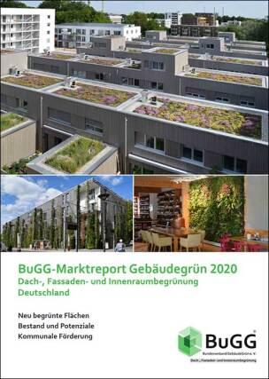 BuGG-Marktreport Gebäudegrün 2020