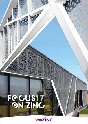 """17. Ausgabe von """"Focus on Zinc"""""""