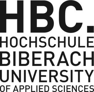 Logo Hochschule Biberach (HBC)