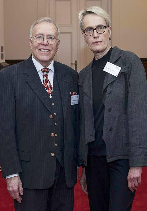 Dipl.-Ing. Hans-Ullrich Kammeyer und Anne Katrin Bohle