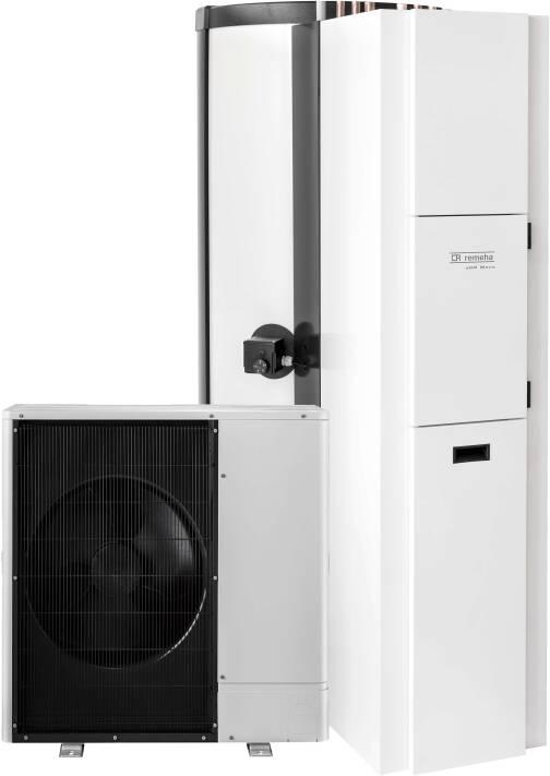 eHP-Mono 390 Monoblock-Wärmepumpe
