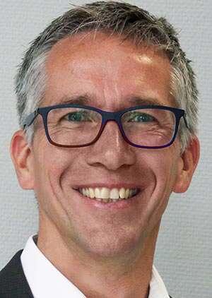 Thomas Köcher, Geschäftsführer der Treppenmeister-Partnergemeinschaft