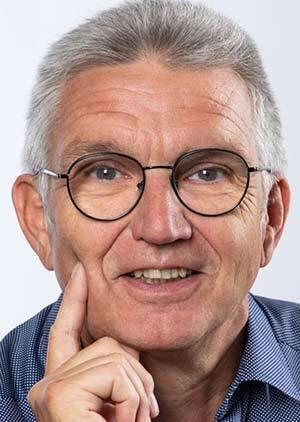 GIH-Verbandsvorsitzender Jürgen Leppig