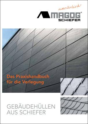 Praxishandbuch für die Verlegung - Gebäudehüllen aus Schiefer