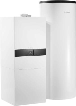Gas-Brennwert-Hybridsystem Logamax plus GBH172iT
