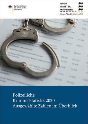 Polizeiliche Kriminalstatistik (PKS) 2020