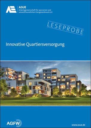 Innovative Quartiersversorgung