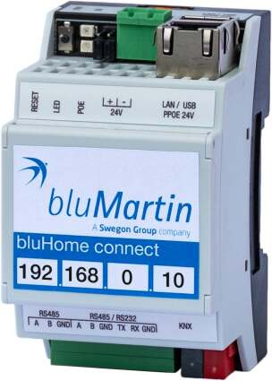 bluHome Connect