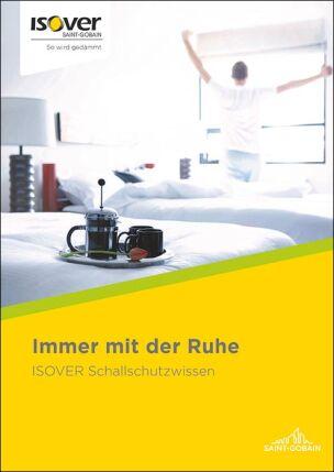 Schallschutz-Broschüre