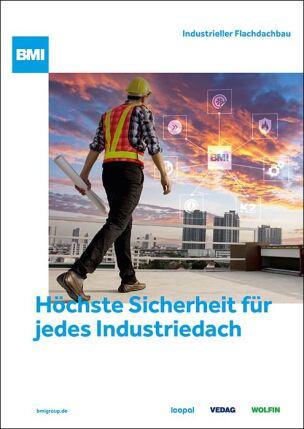 Höchste Sicherheit für jedes Industriedach