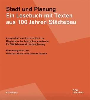 """Grundlagen-Band """"Stadt und Planung"""""""