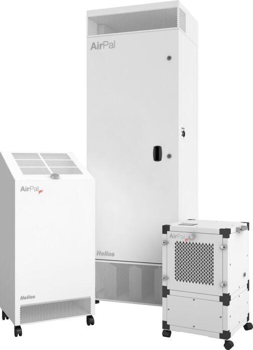 AirPal-Luftreiniger von Helios