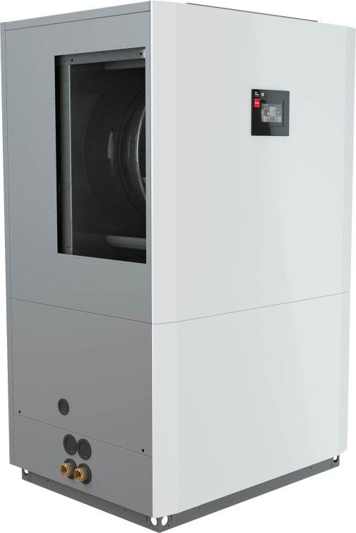 reversible Wärmepumpe LI 16I-TUR in Monoblock -Bauweise mit Inverter-Technik